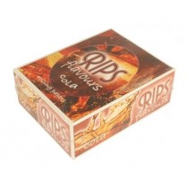 Rips Flavoured Cigarette Paper Rolls - Cola - Pack Of 24 Rolls