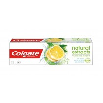 Colgate Natural Extracts Fluoride Toothpaste - Ultimate Fresh - 75ml