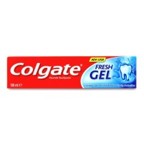 Colgate Fresh Gel Fluoride Toothpaste - 100ml - Price Marked £1