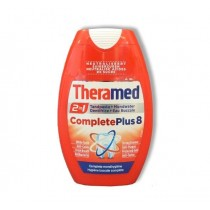 Theramed 2-in-1 Toothpaste + Mouthrinse - Complete Plus 8 - 75ml - Exp 1/19