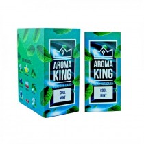 Aroma King Flavour Card - Cool Mint - Pack of 25