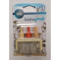 Perfect Scents - 3volve Fresh - Air Freshener Refill - Pack Of 3 - Cotton Caress