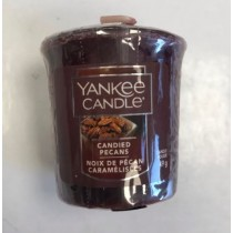 Yankee Candle - Samplers Votive Scented Candle - Candied Pecans - 50g