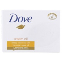 Dove Beauty Cream Bar Of Soap - Cream Oil - 100G
