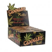 Flavoured Cigarette Rolls - Cannabis - Oriental Hemp - Pack of 24