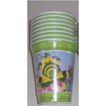 Fimbles Party Hot/Cold Cups - Pack of 8