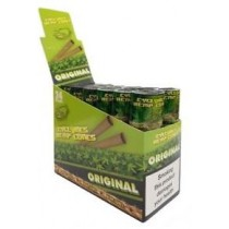 Cyclones Hemp Cones - Original - 2 Per Tube - Pack of 24