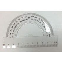 PROTRACTOR WITH BUILT IN RULER