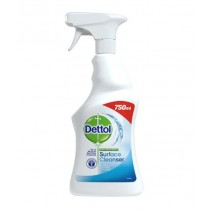 Dettol Anti-Bacterial Surface Cleanser Spray - 750ml