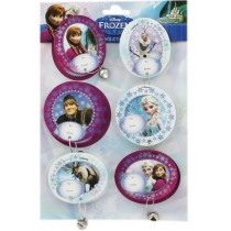 Disney Frozen Jingle Tags - Pack Of 6