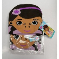 Disney Junior Girls Doc McStuffins Peruvian Hat