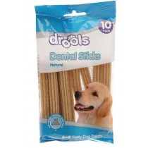 Drools Tasty Dog Treats Dental Sticks - No Added Sugars And Fats - 100% Vegetarian