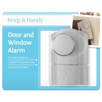 Door And Window Alarm - With Batteries