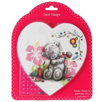 Me To You Door Hanger With Stickers To Personalise Your Name With - Pricemarked £8.99