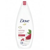 Dove Body Wash - Reviving - Pomegranate & Hibiscus Tea - Dermatologically Tested - 225ML