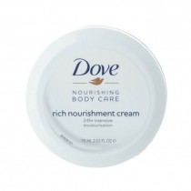 Dove Body Care - Rich Nourishment Cream - 75ml