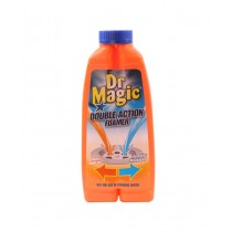 XPEL BRAND - DR MAGIC DOUBLE ACTION FOAMER - UNBLOCKS DRAINS AND PIPES - 500ml