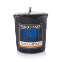 Yankee Candle - Samplers Votive Scented Candle - Dreamy Summer Nights - 50g