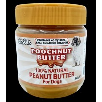 Drools Poochnut Butter - Peanut Butter for Dogs - 340g - Exp: 07/22