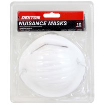 Dekton Elasticated Nuisance Masks - Pack of 12