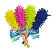 Keep It Handy Extendable Duster with 360° Degree Rotating Head - Assorted Colours