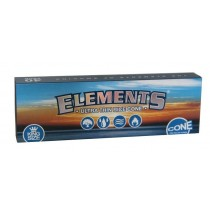 Elements Ultra Thin Rice Cones - King Size - Pack of 40