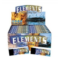 Elements Premium Cigarette Rolling Tips - Box Of 50