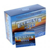 Elements Pre-Rolled Tips - Pack of 20
