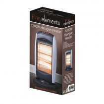 Portable Halogen Heater - 1200W