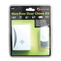 Wirefree Door Bell Chime Kit