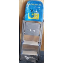 Family Size Aluminium Step Ladder - 108cm