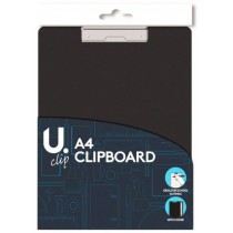 U Clip A4 Fold Over Clipboard - 31.5cm x 22.5cm