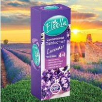 Floella 4-in-1 Concentrated Disinfectant - Lavender - 150ml