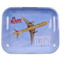 Large Raw Flyin Rolling Tray - 27.5Cm X 34Cm