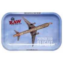 Small Raw Flying Rolling Tray - 17.5Cm X 27.5Cm