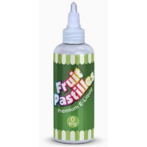 Premium E Liquid - Fruit Pastilles - 0Mg - 80Ml