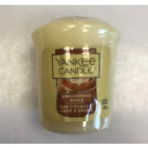 Yankee Candle - Samplers Votive Scented Candle - Ginger Bread Maple - 50g