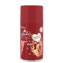 JOHNSON GLADE AUTOMATIC SPRAY - LUMINOUS APPLE SPICE - LIMITED EDITION - 269ml