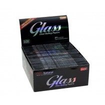 Glass Clear Rolling Papers - King Size - Pack of 24