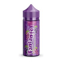 Fantango Premium Quality E Liquid - Grapeberry - 0Mg - 50Ml