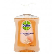 Dettol Anti-Bacterial Liquid Hand Wash - Dermatologically Tested - Moisture Grapefruit - 250ml - Exp: 04/21