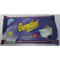 New Professional Gumption Bathroom Wipes - Pack Of 30 Large Disposable Wipes