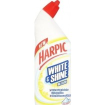 Harpic White & Shine Citrus Fresh Toilet Bleach - 750ml