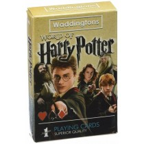 A to Z World of Harry Potter Superior Quality Playing Cards
