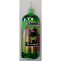 Kingston Premium E Liquid - Heisengrape - 0Mg - 500Ml
