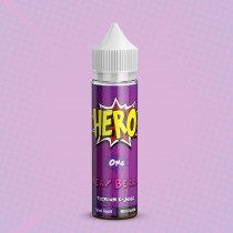 Hero Premium E Juice - Very Berry - 0Mg - 50Ml
