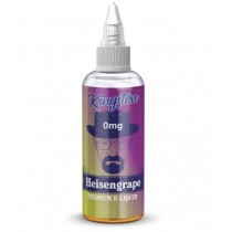 Kingston Premium E Liquid - Heisengrape - 0Mg - 80Ml