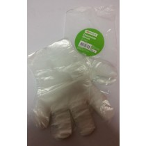 HOMEBASE DISPOSABLE GLOVES - 40 PAIRS