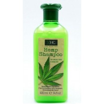 XHC Xpel Hair Care Hemp Shampoo - Paraben Free - 400Ml