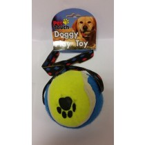Dog Play Toy With Big Ball